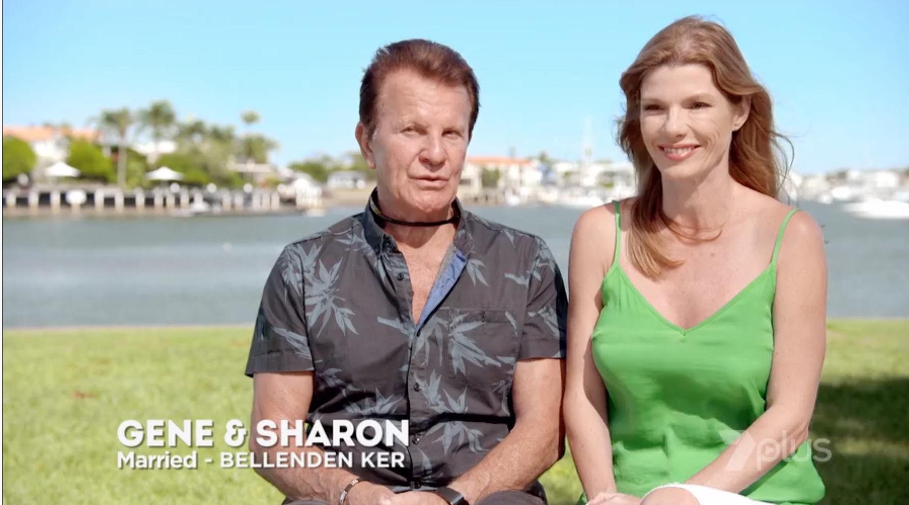 Sharon and Gene