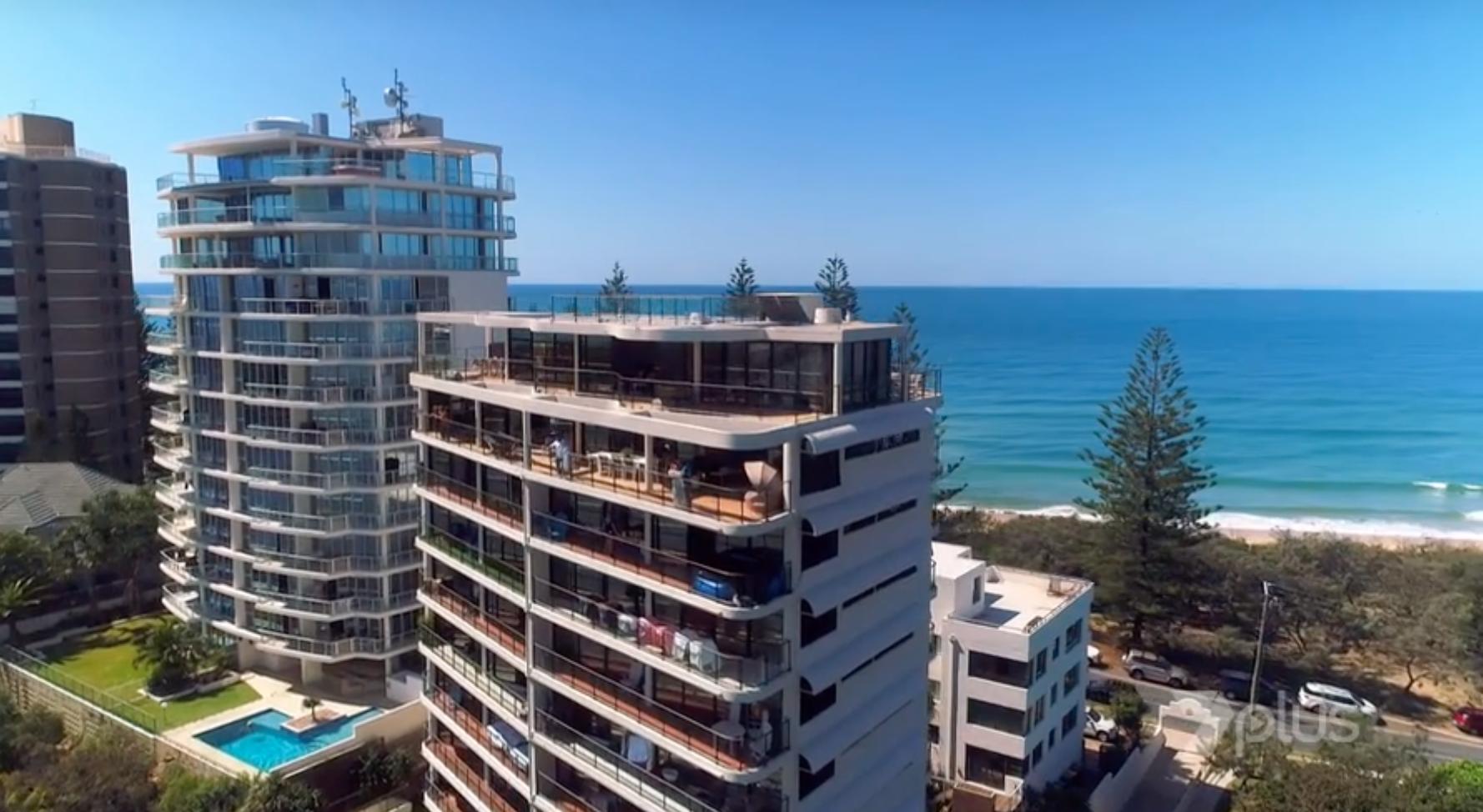 Instant Hotel - Sunny Coast Penhouse